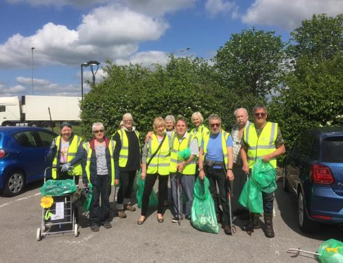 Great British September Clean – Saturday 12th – Reminder